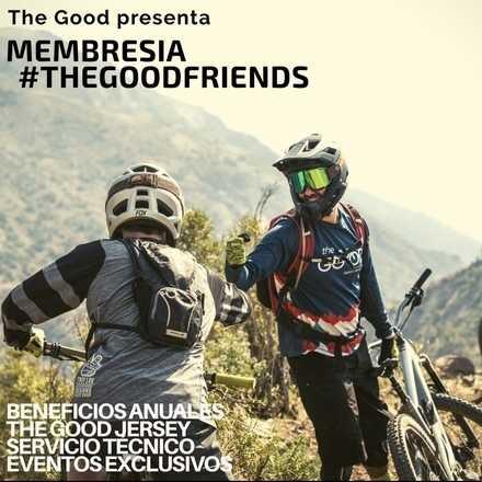 Membresía #thegoodfriends