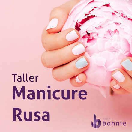 Taller de Manicure Rusa (Miercoles 29 de septiembre 2021)