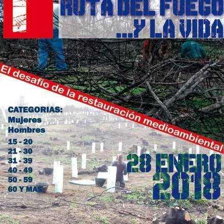 Rally Ruta del Fuego y la vida Pumanque 2018