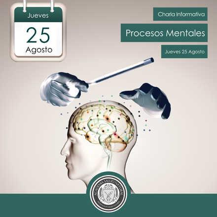 Charla Juegos & Procesos Mentales