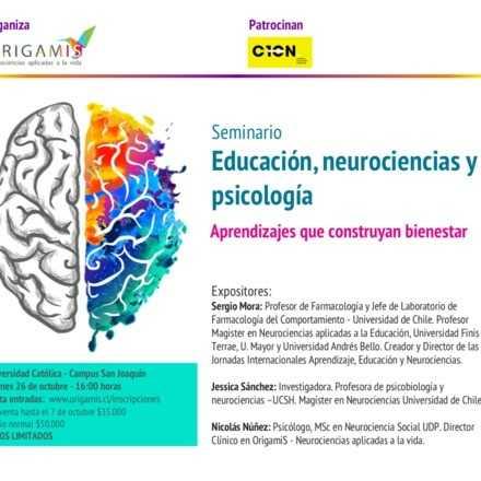 Seminario educación, neurociencias y psicología - Aprendizajes que construyan bienestar
