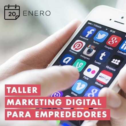 Taller Publicidad EFECTIVA en redes sociales