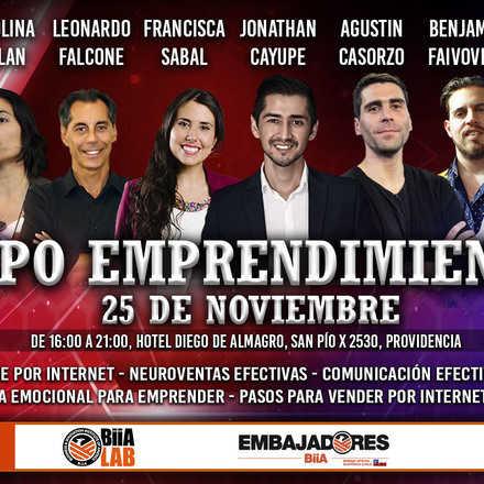 EXPO EMPRENDEDORES.