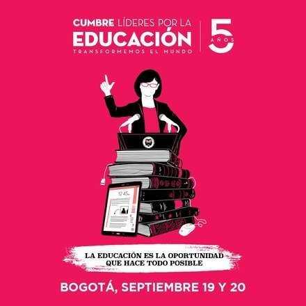 Cumbre Líderes por la Educación 2018