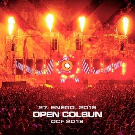 Open Colbún Estacionamientos 2018