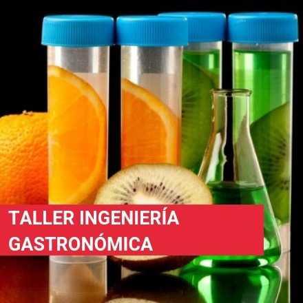 """4to Taller de Ingeniería Gastronómica: """"Ciencia e investigación en gastronomía"""""""