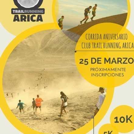 Corrida Aniversario - Club Trail Running Arica