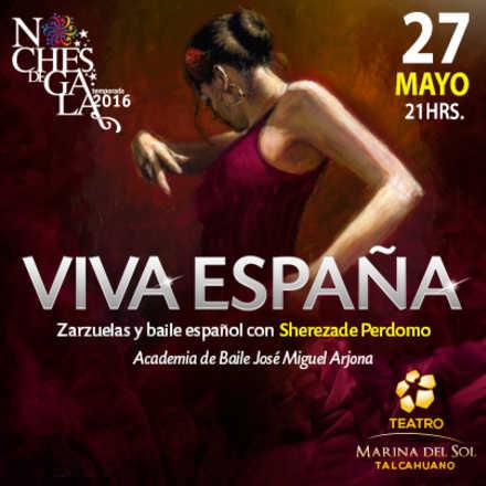 """Teatro:""""Viva España"""""""