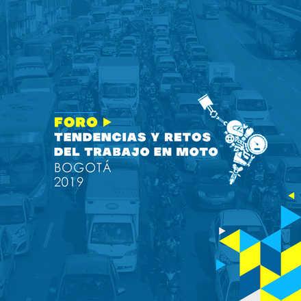 FORO: Tendencias y Retos del Trabajo en Moto