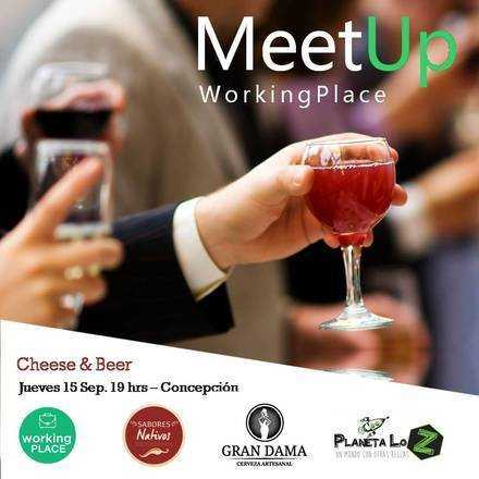 Meet Up Working Place