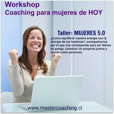 Workshop de Coaching para Mujeres Empoderadas y Femeninas