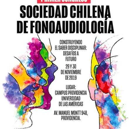 I Congreso Sociedad Chilena de Fonoaudiología