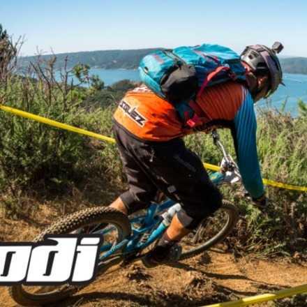 Clínica Montenbaik Enduro con Felipe Vasquez - Cerro San Cristobal