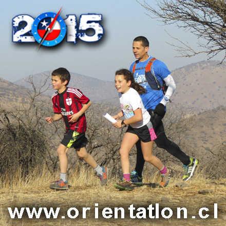 Tercera Fecha, Orientatlón 2015