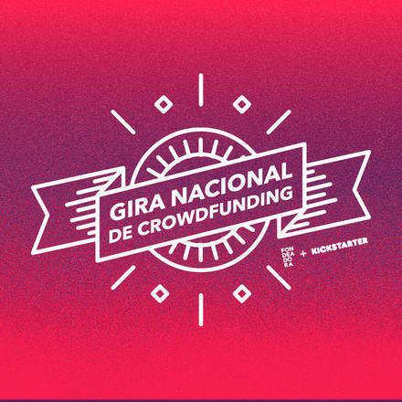 Gira Nacional de Crowdfunding · Ciudad de México