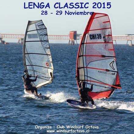 25° Lenga Classic 2015 - Regata Internacional Windsurf Categoría Slalom