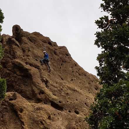 Trekking y Escalada Los Manyos - 14 de Enero