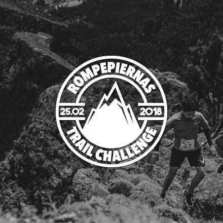 Lanzamiento Rompepiernas Trail Challenge 2018