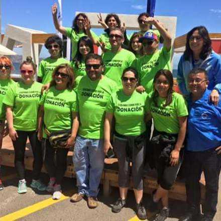 Coquimbo corre por la donacion 2018