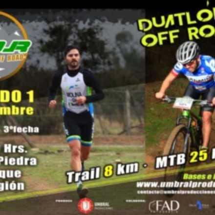Duatlón Off Road Tercera Fecha