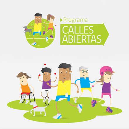 Lanzamiento Calles Abiertas Copiapó 2017