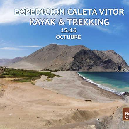 Expedición Caleta Vitor