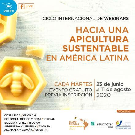 Hacia una apicultura sustentable en América Latina