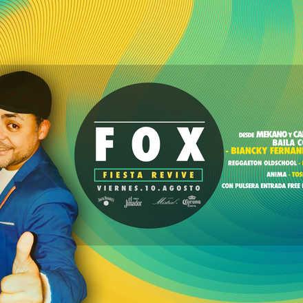 Santo Averno / FOX Biancky Mekano