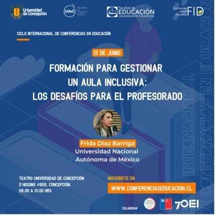 FORMACIÓN PARA GESTIONAR UN AULA INCLUSIVA: LOS DESAFÍOS PARA EL PROFESORADO