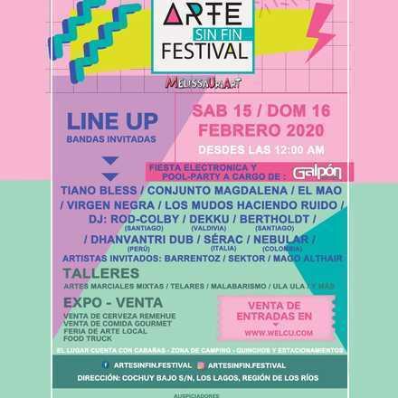 Arte sin fin Festival