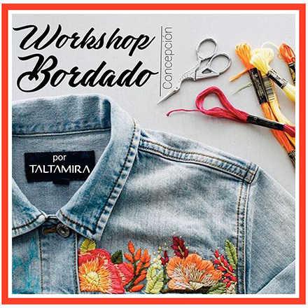 Workshop Bordado // Gratuito