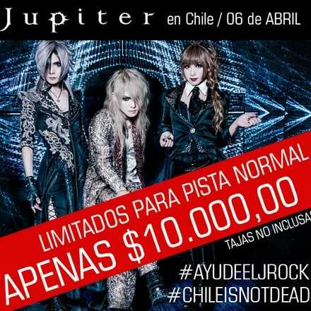 JUPITER EN CHILE