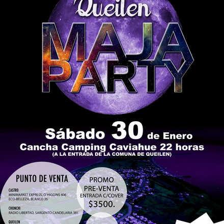 QUEILEN MAJA PARTY