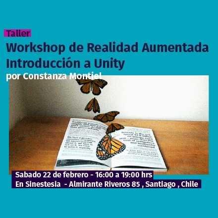 Workshop de Realidad Aumentada