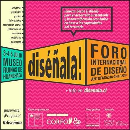 DISÉÑALA! Foro Internacional de Diseño