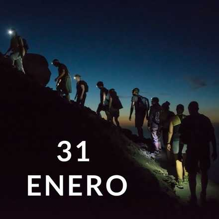 Manquehuito Sunset 31 Enero