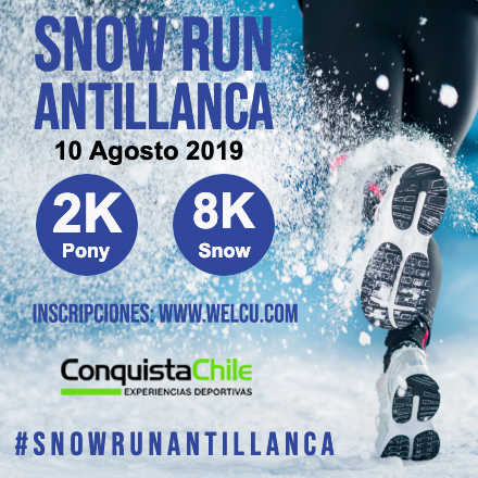 SNOW RUN ANTILLANCA