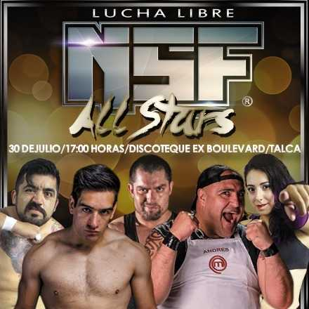 NSF Lucha Libre: All Stars