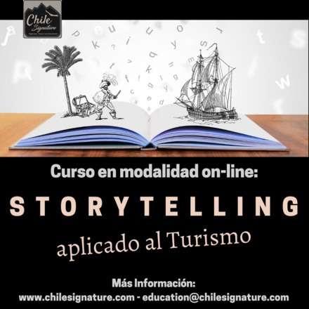 2° Versión: Storytelling aplicado al Turismo