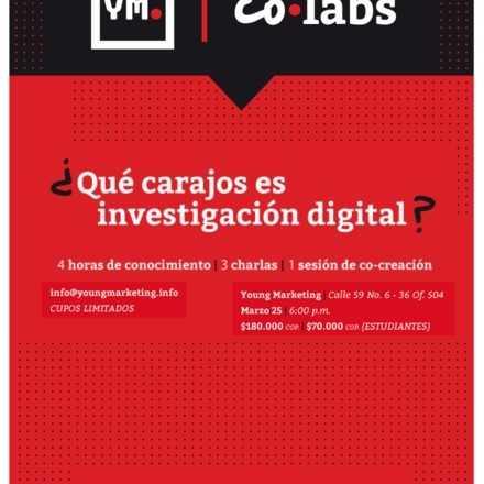 CO·LABS / ¿Qué carajos es la investigación digital?