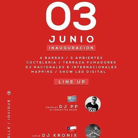 Juan Ignacio Abuid > 3.06 Inauguracion Sala Murano Iquique