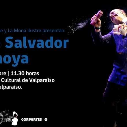 [Teatro] Juan Salvador Tramoya - La Mona Ilustre (11:30 hrs)