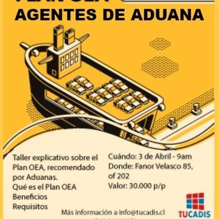 Taller Plan Operador Autorizado para Agentes de Aduana