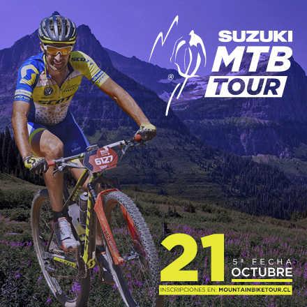 Mountain Bike Tour  5ª Fecha 2018, Octubre