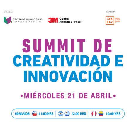 Summit de Creatividad e Innovación: claves para el nuevo escenario