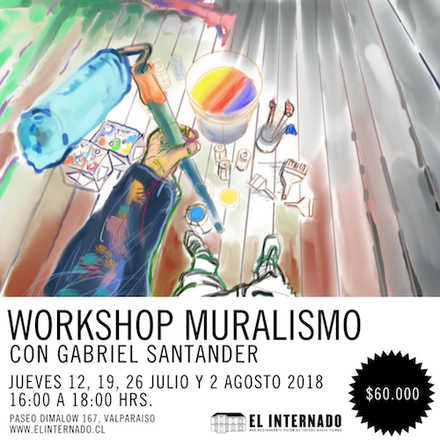 Workshop Muralismo