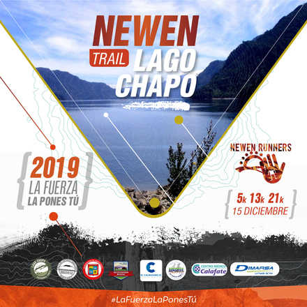NEWEN TRAIL LAGO CHAPO
