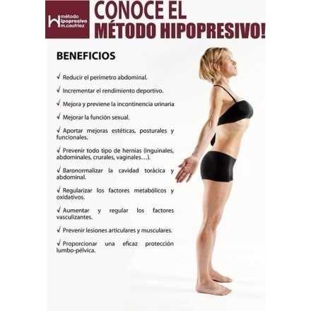 Conoce El Método Hipopresivo