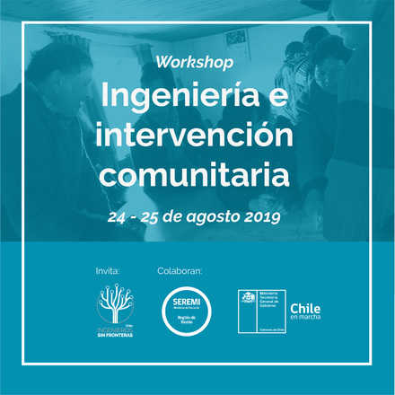 Workshop: Ingeniería e intervención comunitaria