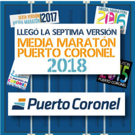 Media Maratón Puerto Coronel 2018